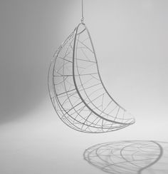 Nest Egg hanging swing chair by Studio Stirling | Garden chairs