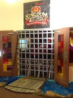 Fall 2014 book fair Kingdom Rock VBS