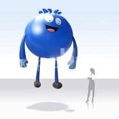 Anfertigung aufblasbarer und fliegender Werbeobjekte nach Kundenwunsch - auch Heliumballone und Fesselballone - mehr dazu unter www.noproblaim.at Sonic The Hedgehog, Fictional Characters, Art, Bowties, Art Background, Kunst, Performing Arts, Fantasy Characters, Art Education Resources