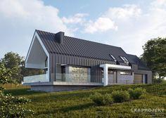 Projekty domów LK Projekt LK&1329 zdjęcie 11