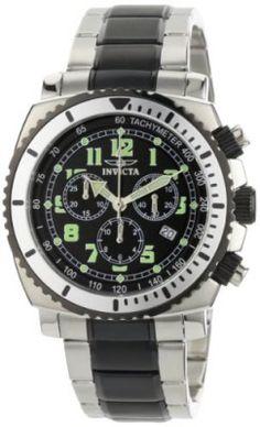 4a6f1177c90 Relógio Invicta Men s 0618 Invicta II Chronograph Stainless Steel Watch   Relogios  Invicta