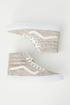 789444fc53 Shop our Sk8-Hi Reissue Glitter Hi Top at FreePeople.com. Share style