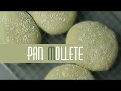 PANECILLOS DE HAMBURGUESA   PAN MOLLETE   Receta - YouTube