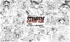 """東雲鼻炎 on Twitter: """"スタンピ感想書き殴り。 描ききれませんがほんと楽しかったです。だれか語ろ、、、、… """" One Piece Meme, One Piece Drawing, Twitter Sign Up, Fanart, Shit Happens, Drawings, Pictures, Photos, Fan Art"""