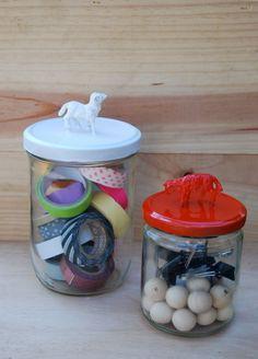 Pots, Diy, Nice Ideas, Home Decor, Simple, Mandalas, Canning Jars, Child Room, Magic