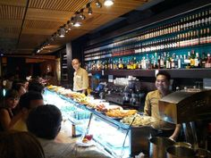 Cerveseria Catalana in Barcelona, Cataluña