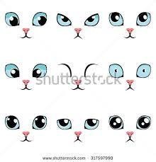 Resultado de imagen de dibujos gato persa
