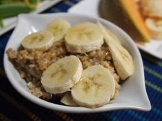 Irish Steel Cut Oatmeal from Food.com:   Now here's a breakfast that's healthy, low fat  and sodium and cholestrol free. It's also a  great source of fibre which does a body GOOD or should I say GREAT! Good Health to you ALL!