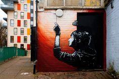 Tem um cara transformando street art em gifs | IdeaFixa