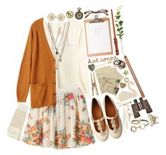 """Nothing left to say"" by delphinium-decorum ❤ liked on Polyvore featuring Monki, Miss Selfridge, Chie Mihara, Maison Margiela, Kate Spade, Falke and vintage"