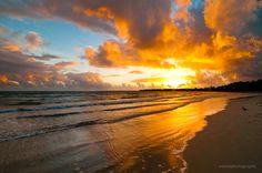 Meet Sorsogon: Rizal Beach at Gubat. Enjoy the sunrise. Image from Nonoi Potography. Have you met Sorsogon? meetmanila.com/sorsogon