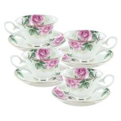 Cup & Saucer Sets  #grocery #Kitchen #Cup