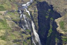 Read all about #Glýmur & Top 10 #Waterfalls in #Iceland. Which one will be your favorite? #WaterfallsInIceland #TopDestinationsInIceland #DriveAroundIceland #CarRentalIceland #GoIceland #CarHireIceland #Waterfall