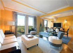 Manhattan furnished apartment