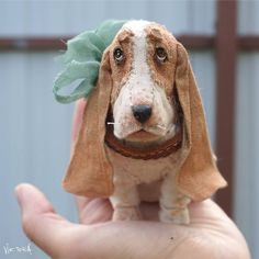 Почти малыш 😄 _ #пес #собака #хаунд #друг #авторскаяручнаяработа #другчеловека #рукоделие #творчество #handmade #doll #dog #hound #perro #hund #köpek