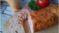 Diétás Csirke Receptek Archives - Page 2 of 4 - Salátagyár Diabetic Recipes, Diet Recipes, Cold Cuts, Baked Potato, Banana Bread, Food And Drink, Turkey, Keto, Cheese
