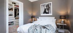 Post: Mucho estilo en pocos metros --> blog decoración nórdica, decoración interiores, decoración mini pisos, decoración pisos pequeños, estilo escandinavo, interiores pisos pequeños, pisos con estilo, walk in closet
