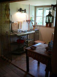 the rear of kitchen (znalezione w necie)