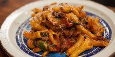 Adrian Richardsons Sicilian Chilli Beef Ragout with Pasta