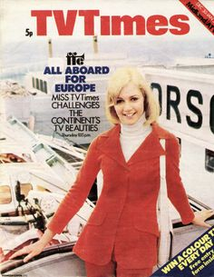 So much more than TV times 1970s Childhood, Tv Times, Magazine Covers, Atv, Magazines, Nostalgia, December, British, Challenges
