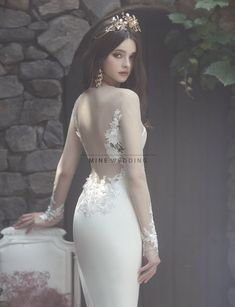Girl& Fashion 016 Be Groovy Bridal Dresses, Wedding Gowns, High Fashion Photography, Mode Vintage, Ulzzang Girl, Female Models, Designer Dresses, Beautiful Dresses, Beautiful People