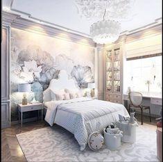 Boys Room Design, Girl Bedroom Designs, Girls Bedroom, Master Bedroom, Teen Room Decor, Room Ideas Bedroom, Bedroom Decor, Kids Decor, Home Design Decor