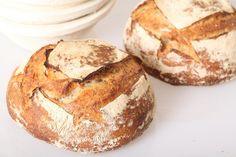 Sourdough pain naturel by Weekend Bakery Sourdough Recipes, Bread Recipes, Baking Recipes, Rye Sourdough Starter, Sourdough Bread, Croissants, Bread Winners, Croissant Recipe, Best Bread Recipe