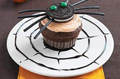 Petits gâteaux « araignées » - Kraft Canada