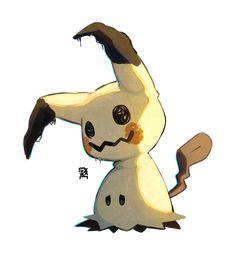 Mimikyu by LunarThunderStorm on DeviantArt Pokemon Go, Ghost Pokemon, Pokemon Comics, Cute Pokemon, Pokemon Fusion, Pokemon Cards, Pokemon Original, Ghost Type, Pokemon Tattoo