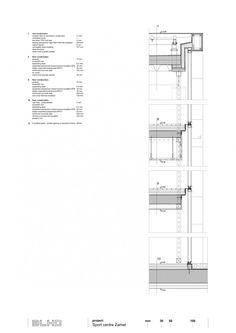wall section: zamet center