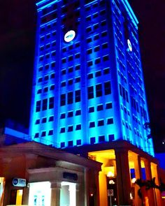 Azul ciudad ...#gf_pty #panama