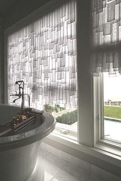 contemporary window treatments - Google Search