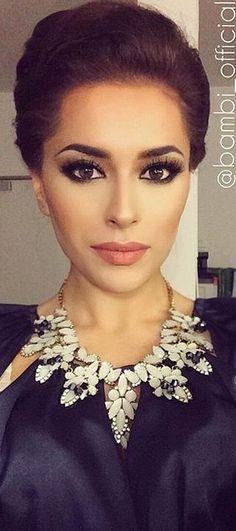 Makeup Wedding -                                                              Asian Cheryl cole!!