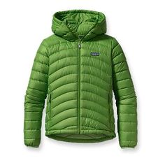 i am clearly aware that i do not need a new jacket, but i do have a weak spot for anything green and patagonia...