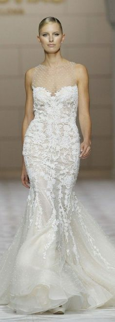 Pronovias 2015 Barcelona Bridal Week