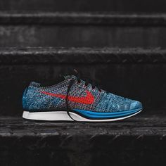 Nike Flyknit Racer. Available in-store only at the Kith Women's Store and Kith Brooklyn. $150 USD.