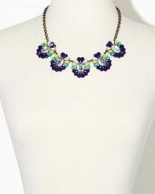 Candy Petals Collar Necklace $18.00
