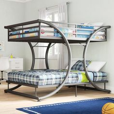 Deciding to Buy a Loft Space Bed (Bunk Beds). – Bunk Beds for Kids Bunk Beds With Drawers, Bunk Bed With Trundle, Full Bunk Beds, Bunk Beds With Stairs, Kids Bunk Beds, Boys Bunk Bed Room Ideas, Metal Bunk Beds, Loft Beds, Room Kids