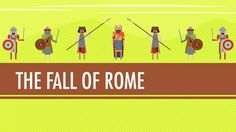 Fall of The Roman Empire…in the 15th Century: World History #12