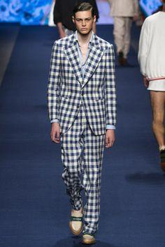 Etro, spring/summer 2015 menswear