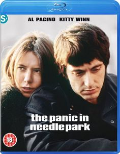 The Panic in Needle Park - Blu-Ray (Signal One Entertainment Region B) Release Date: September 12, 2016 (Amazon U.K.)