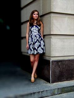 Sarah Dress - Caseygraydesigns.com