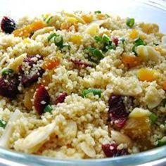 Couscous, Orange and Date Salad @ allrecipes.com.au