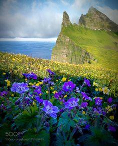 Kálfatindar by sigurdurfbjarnason. Please Like http://fb.me/go4photos and Follow @go4fotos Thank You. :-)