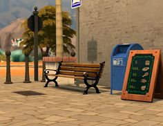Mod The Sims - Liberated Street Deco