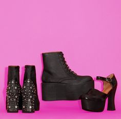 Nasty Gal x Jeffrey Campbell <3 http://www.nastygal.com/shoes/?utm_source=pinterest_medium=smm_campaign=pinterest_nastygal