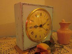 Beautiful Vintage Seth Thomas Clock  by PrairieHomeHandworks