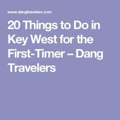 20 Key West things to do for the first-timer: eat from the best food truck, see six-toed cats, liveliest bars, and the best spots to watch the sunset! Usa Roadtrip, Key West Florida, Florida Keys, Florida Vacation, Florida Travel, Key West Vacations, Dream Vacations, Stuff To Do, Things To Do