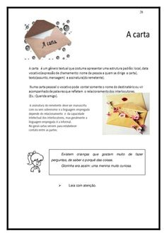 Apostila gêneros textuais 4º ano Fairy Tales For Kids, 9 Year Olds, Educational Games, Games For Kids, Invitations, App, Teaching, Activities, Writing