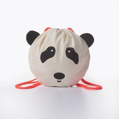 Panda bag DIY kit
